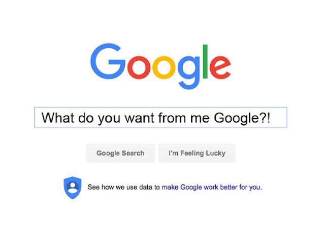 What Google Wants
