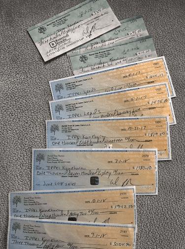 8 monthly checks for ippei kanehara lead gen property